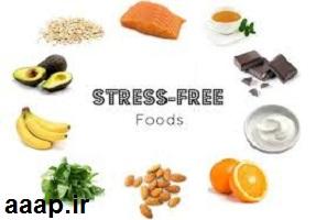 نقش تغذيه در استرس